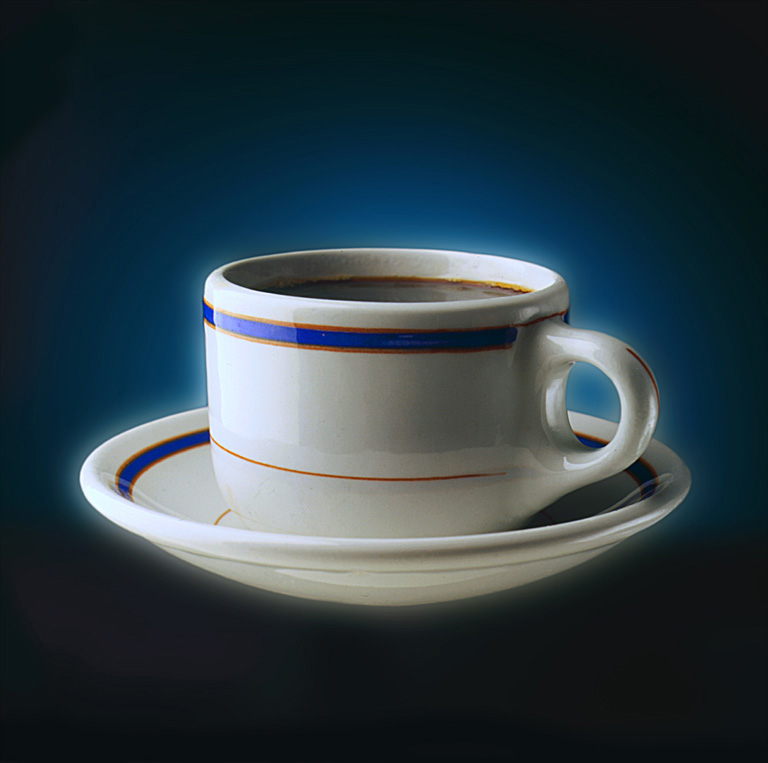 coffee (cup&saucer)