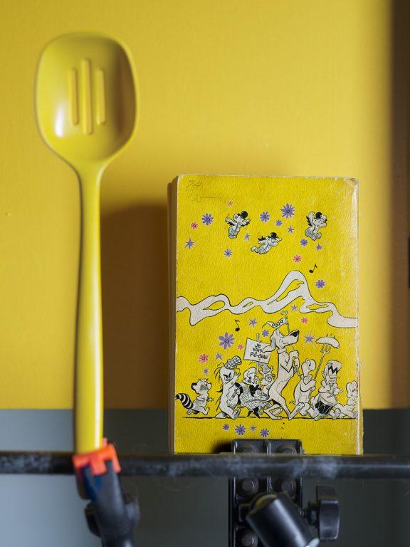 Yellow Pogo