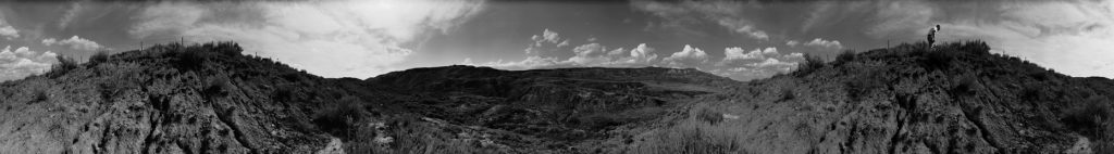 Incident in the Badlands