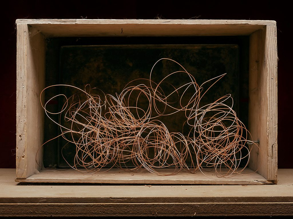 Still Life with Wire