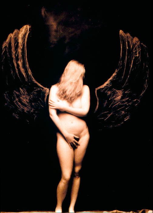angel female detail